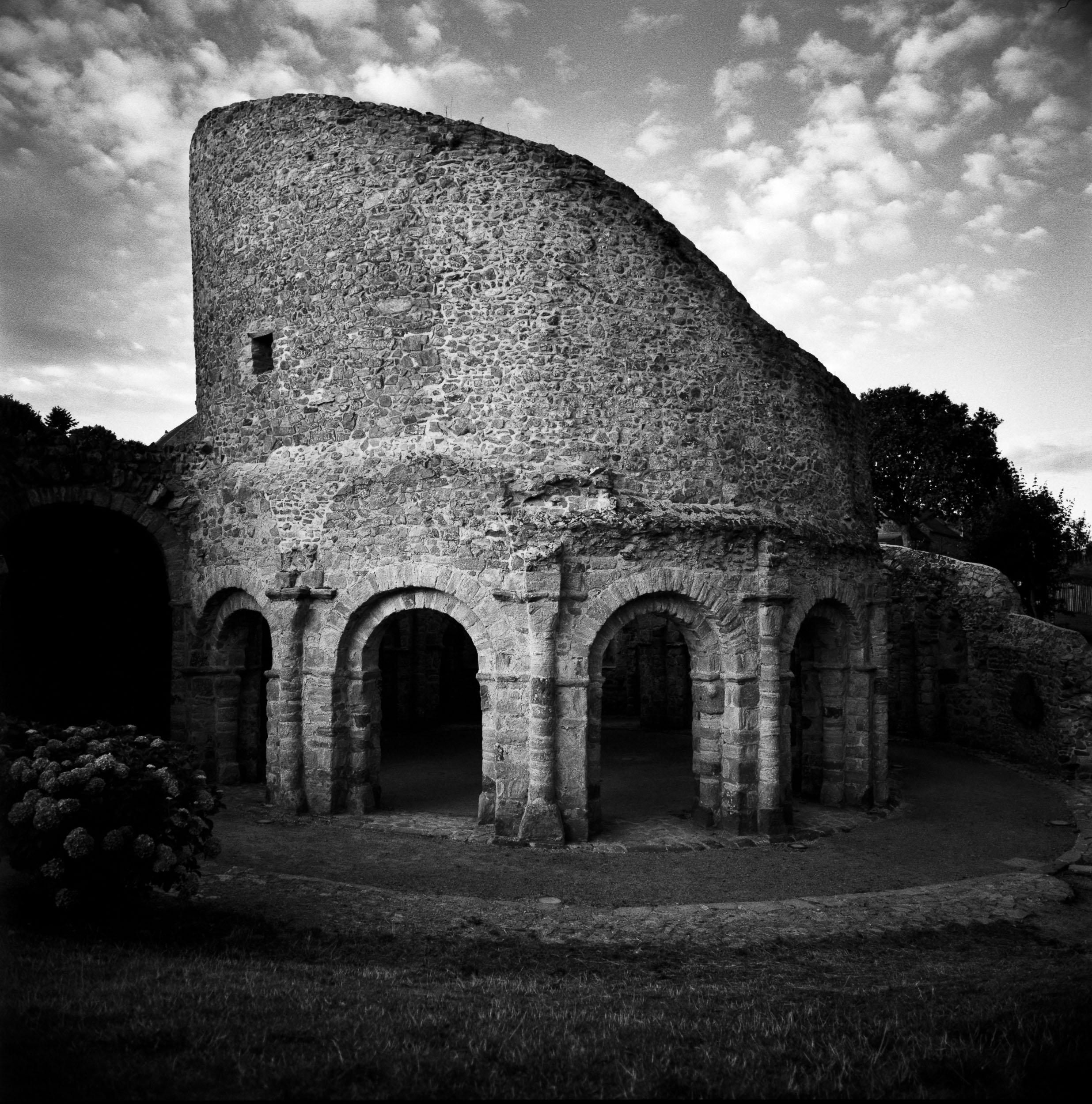 Lanleff, Le »Temple«