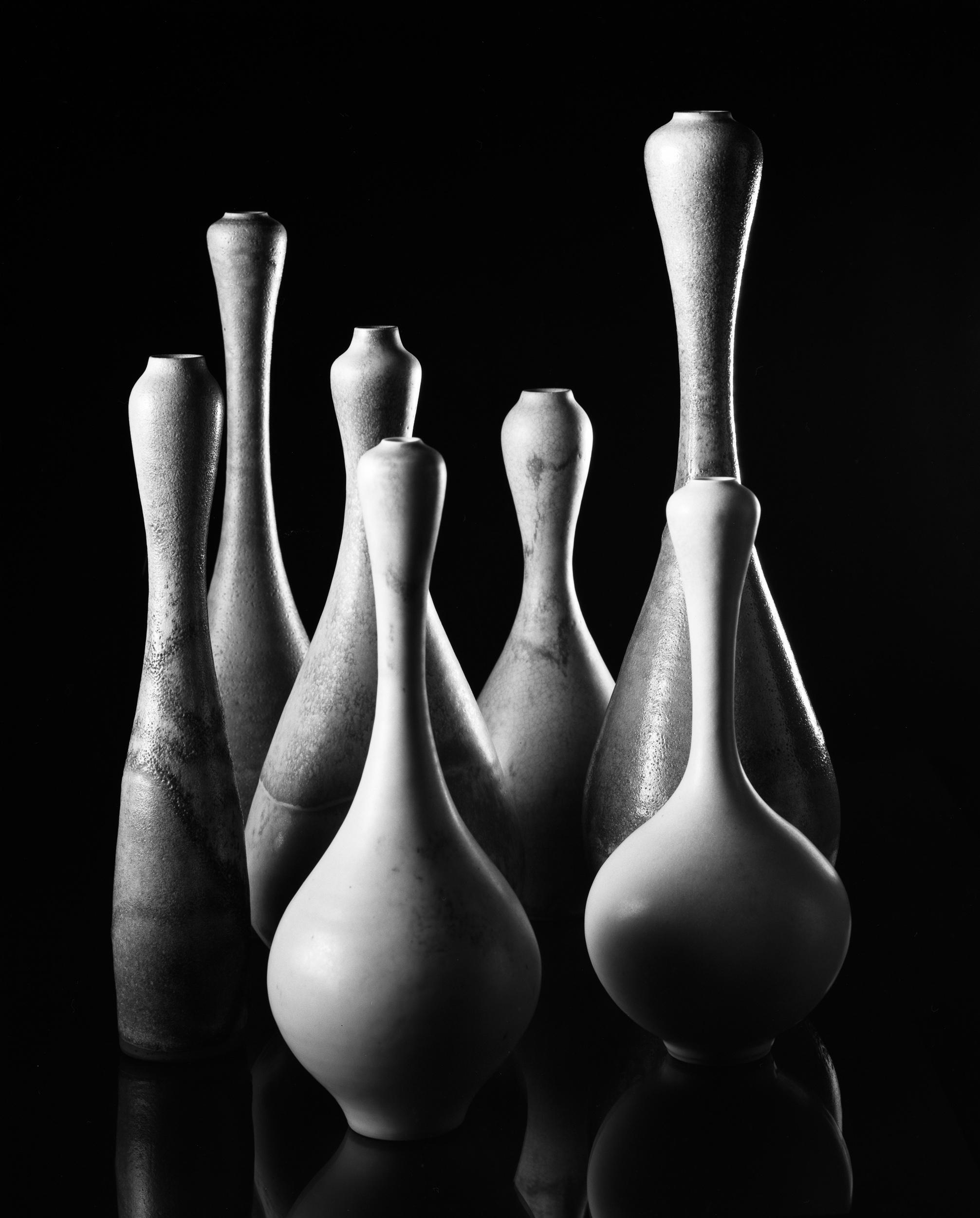 Kalebassen aus dem Keramikatelier Hohlt